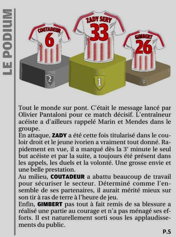 2018 Ligue 2 J36 AJACCIO ORLEANS 1-0, le 03/05/2019