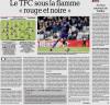 2018 Ligue 1 J35 TOULOUSE RENNES 2-2, le 05/05/2019