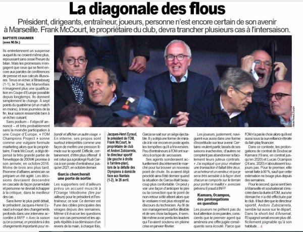 2018 Ligue 1 J36 MARSEILLE LYON 0-3, le 12/05/2019