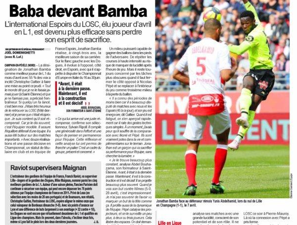 2018 Ligue 1 J37 LILLE ANGERS, le 18/05/2019