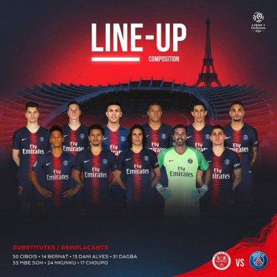 2018 Ligue 1 J38 REIMS PSG, l'avant match, le 24/05/2019