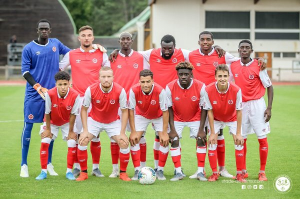 2019 AMICAL BOULOGNE REIMS B 1-0, le 19/07/2019