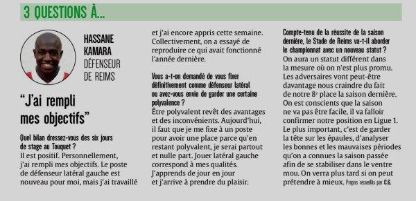 2019 AMICAL REIMS LA GANTOISE 1-1, le 20/07/2019