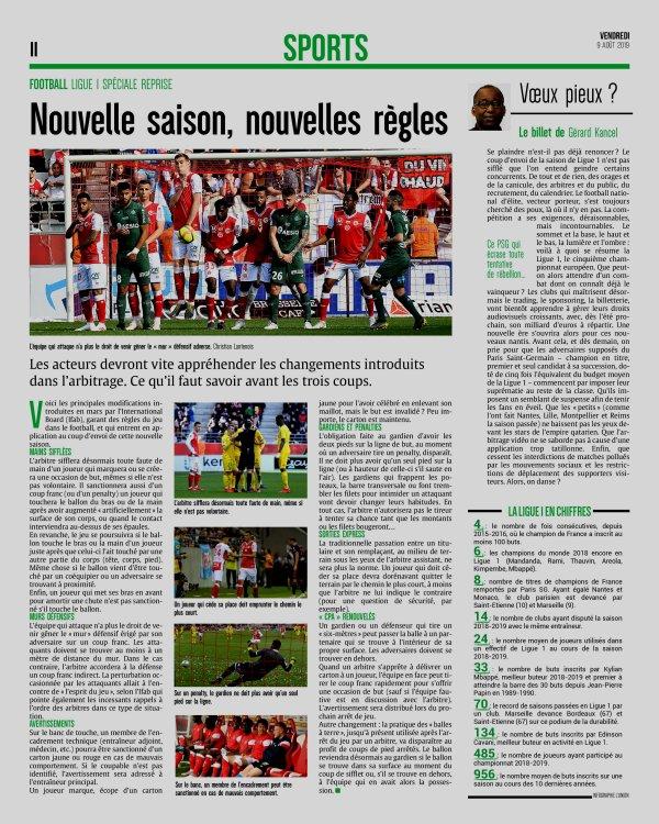 2019 Ligue 1 J00 REIMS à J-1 dans L'UNION, le 09/08/2019