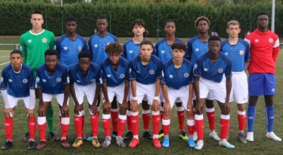 2019 U17 Championnat national, LA PHASE ALLER , le 15/09/2019
