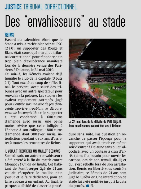 2019 Ligue 1 J07 PSG REIMS 0-2, Les + du blog le 26/09/2019