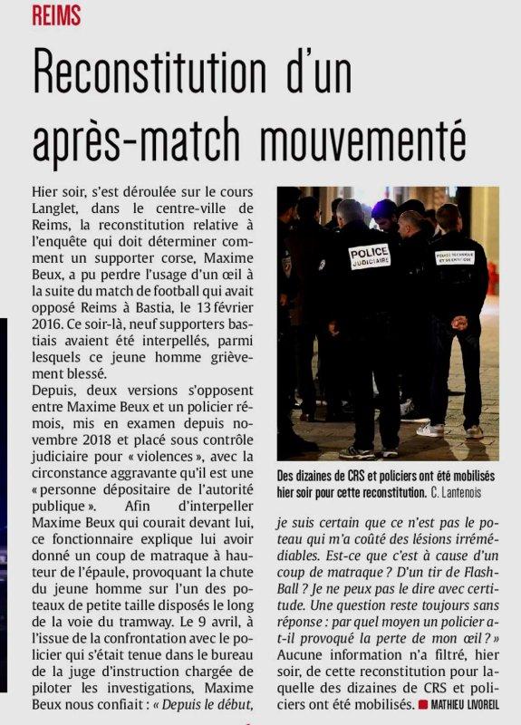 2019 SDR & CO : Les DOSSIERS S'ACUMMULENT CHEZ M le PROCUREUR, 18/10/2019