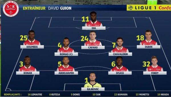 2019 Ligue 1 J11 REIMS NÎMES 0-0, le live, le 26/10/2019