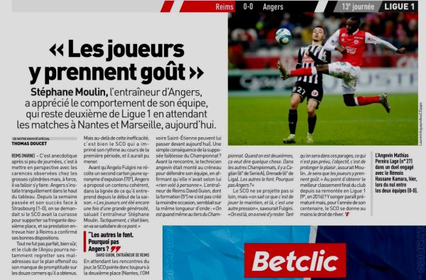 2019 Ligue 1 J13 REIMS ANGERS 0-0, le 09/11/2019