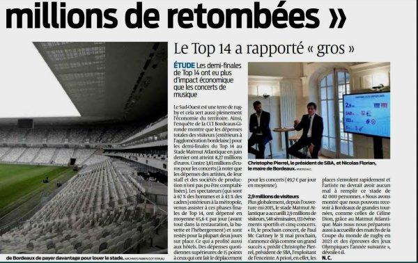 2019 Ligue 1 J15 : Un BORDEAUX pas SI TRANQUILLE , le 28/11/2019