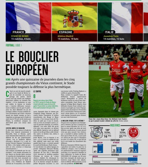 2019 Ligue 1 J16 AMIENS REIMS, l'avant match dans la PQR, le 04/12/2019