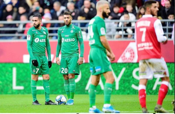 2019 Ligue 1 J17 REIMS SAINT-ETIENNE 3-1, le 08/12/2019