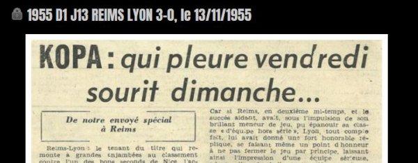 2019 Ligue 1 J19 REIMS LYON, l'avant match, le 21/12/2019