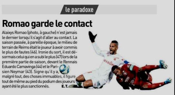 2019 Ligue 1 J19 REIMS LYON 1-1,les + du blog  le 24/12/2019