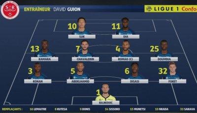 2019 Ligue 1 J20 NÎMES REIMS 2-0 , le live, le 11/01/2020