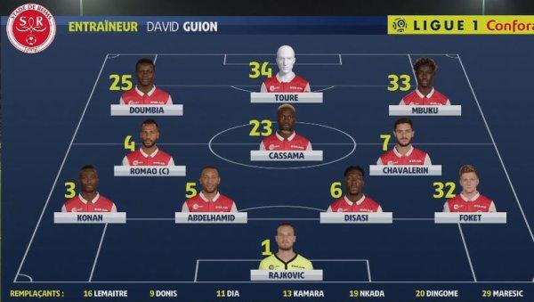 2019 Ligue 1 J22 ANGERS REIMS 1-4, le live, le 01/02/2020