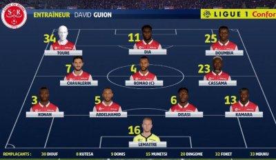 2019 Ligue 1 J24 STRASBOURG REIMS 3-0, le live, le 09/02/2020
