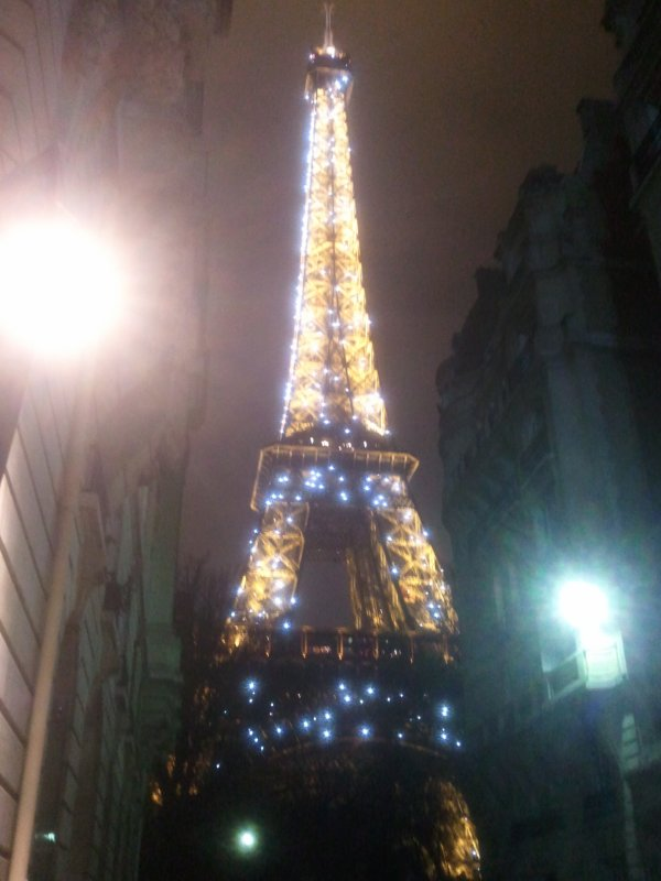 ThE EiFfEl ToWeR !!!! ^^ in PARiS