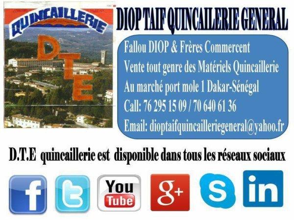 dte quincaillerie