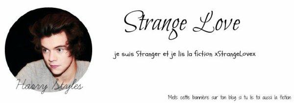 Projet xStrangeLovex ♥