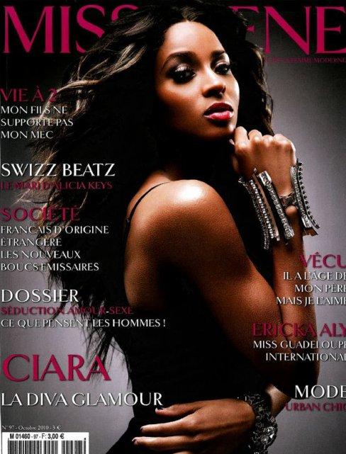 Ciara pour Miss Ebene
