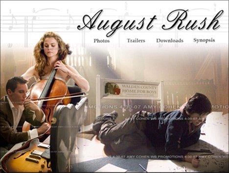 August Rush  ! ♥