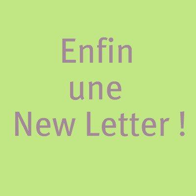 La New Letter !!!