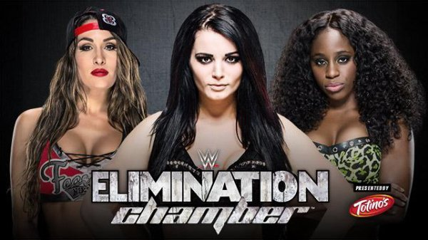 WWE PPV Elimination Chamber
