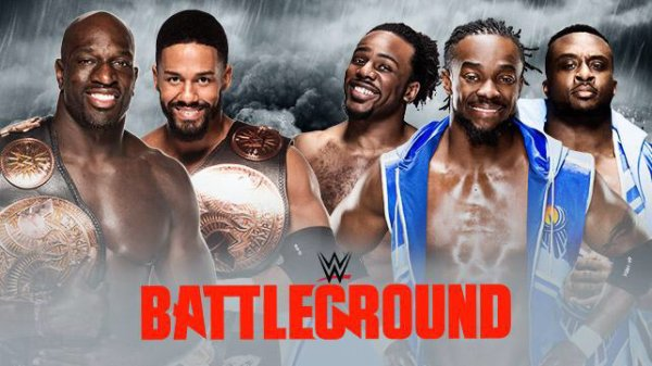 WWE  PPV Battleground 2015