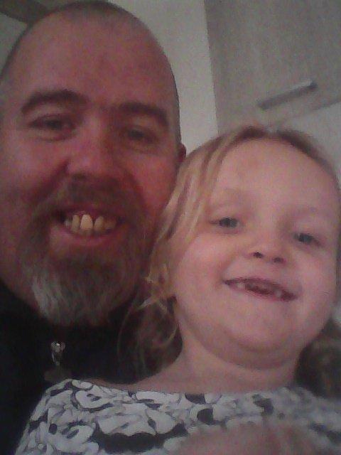 moi et ma petite nièce