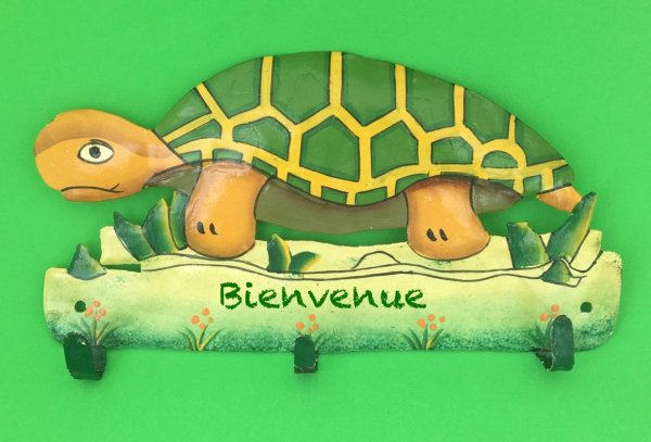 🐢 Bennie's Turtles Family - collection de tortues figuratives 🐢
