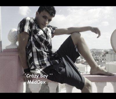 Just Cràzy Boy
