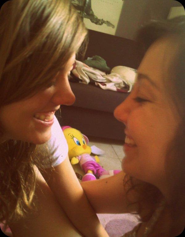 Je t'aime, je t'aime de toute mon âme.