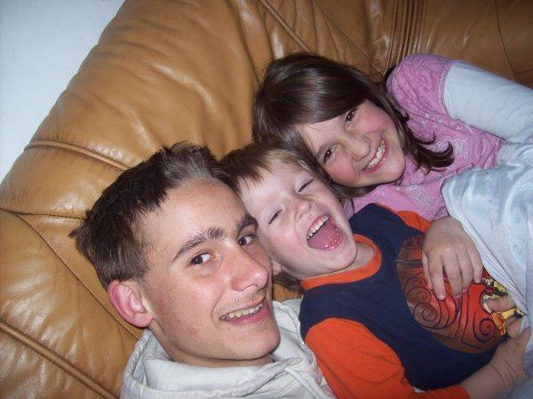 Mai 2010 Mee, Iris & Loïc
