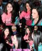03/11 - Selena prend un vol pour Belfast