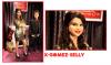 Statue de cire de Selena au musée de Madame Tussauds, Londres + le clip hit the lights