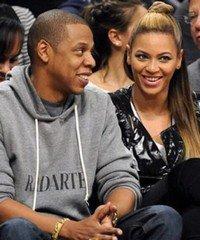 Beyonce, Jay-Z, Kelly & Amanda au Match des Nets [23/11/2012]