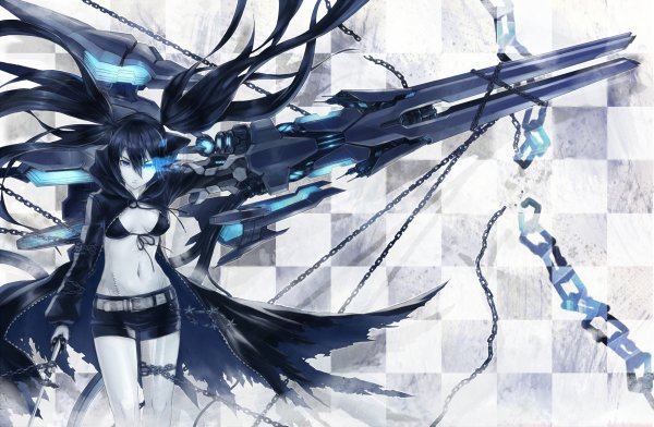 Black Rock Shooter !