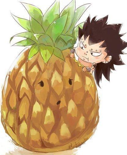 Fairy Tail kawaii !