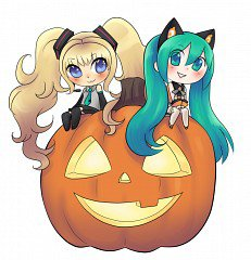 Suite des images d'Halloween x)