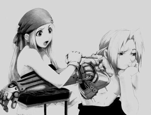 Images Fullmetal Alchemist ❤