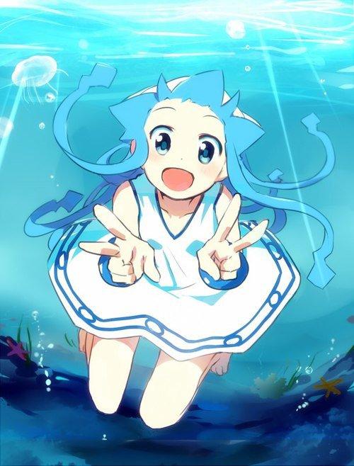 Images Ika Musume ❤