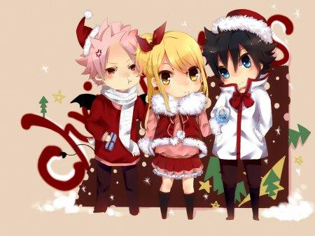 Joyeux Noël ! Fairy Tail ❤