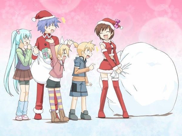 Joyeux Noël ! Vocaloid  ❤ #2