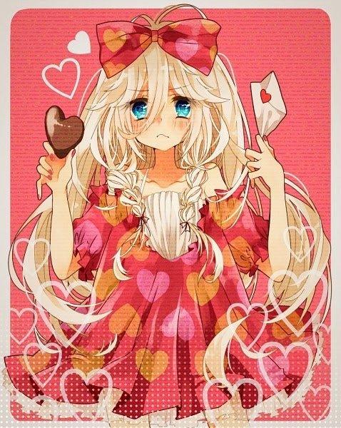 Saint Valentin ❤