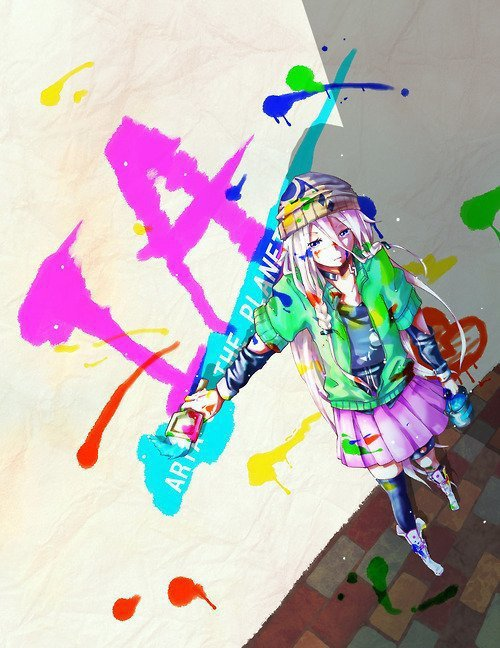 Vocaloid ❤!