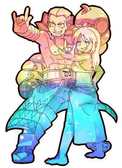 Les clés d'or ! Fairy Tail ❤