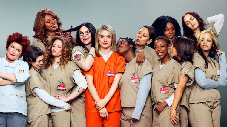 Orange is the new black - Un coup de♥