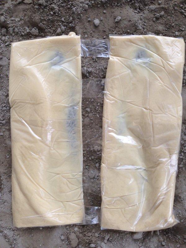 Astuce : Le tapis en pâte