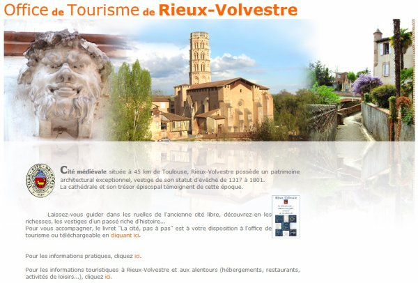 Rieux-Volvestre, sans hésiter !
